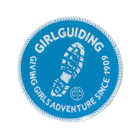 Adventure Woven Badge