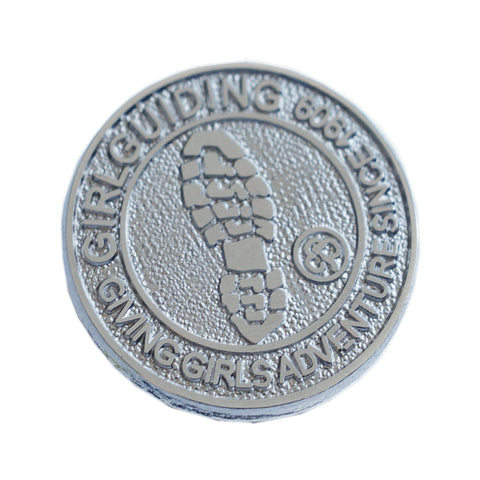 Adventure Metal Badge