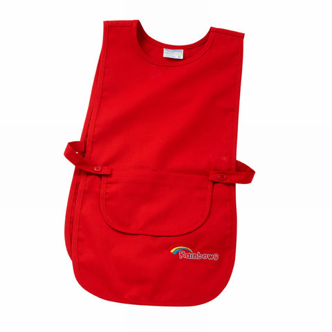 Rainbow Red Tabard