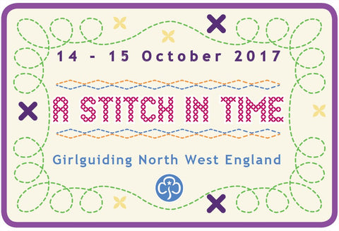 A Stitch In Time Event Badge
