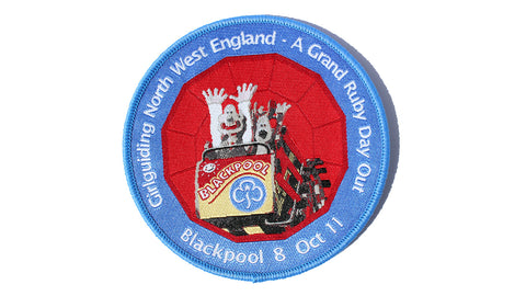 A Grand Day Out Badge