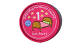 Get Away Woven Badges