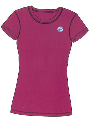 Casual Wear T-Shirt  Pink