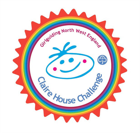 Claire House Challenge Badge
