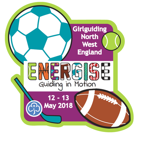 Energise - Region Event Badge