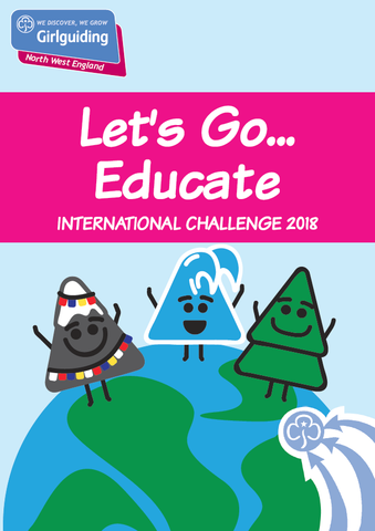 Let's Go . . . Educate Challenge Pack