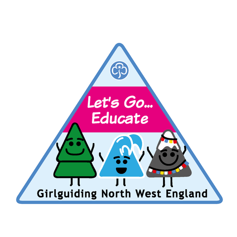 Let's Go ... Educate Region International Challenge Badge