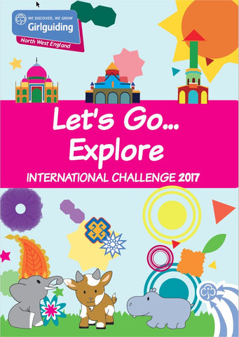 Let's Go . . . Explore Challenge Pack