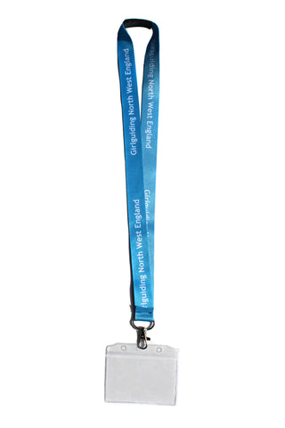 Region Lanyard Blue