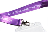 Region Lanyard Purple