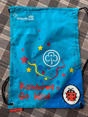 Rainbows Go Wild 2010 Sling Bag
