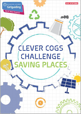 Clever Cogs Saving Places Challenge Pack