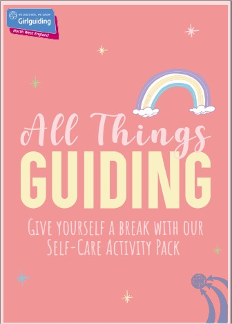 All Things Guiding Self Care Activity Pack