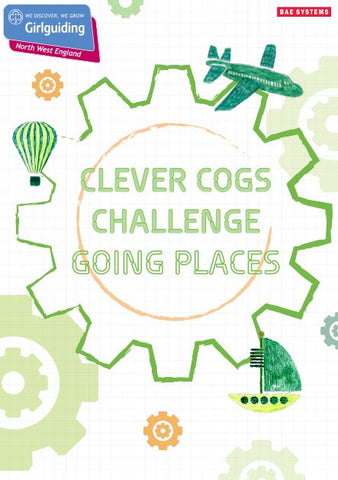 Clever Cogs Going Places Challenge Pack