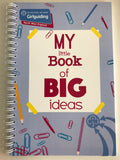 My Little Book of Big Ideas Spiral Notebook