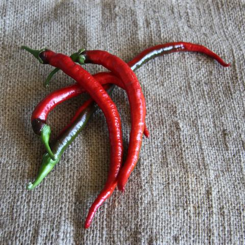 Cayenne Peppers - 100g