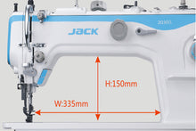 Load image into Gallery viewer, Jack Brand Industrial Sewing Machine JK-2060G