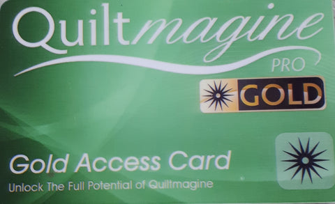 Quiltmagine PRO Gold Access Subscription