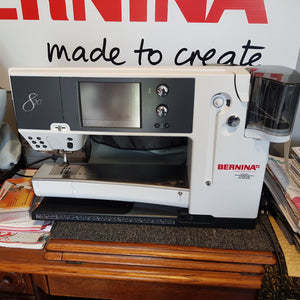 Bernina 820 Sewing Machine 2nd Hand