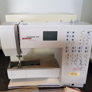 Bernina Virtuoso 150 2nd Hand Sewing Machine