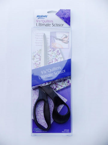 "9 3/4"" Quilters Ultimate Scissor"