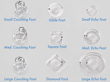 Load image into Gallery viewer, 9-Piece Foot Attachment Set