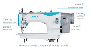 Jack Brand Industrial Sewing Machine JK-H2-CZ