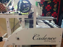 Load image into Gallery viewer, Cadence Quilting Frame by Grace Company
