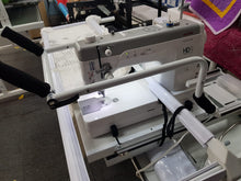 Load image into Gallery viewer, Q-Zone Hoop Frame with Janome HD9 Sewing Machine