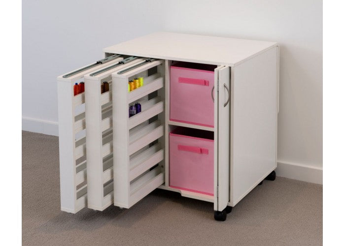 Horn Modular Pull Out Thread Holder Cabinet