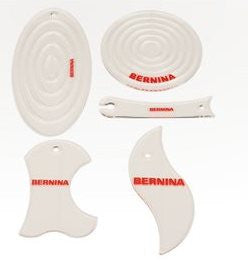 BERNINA Longarm Quilting Accessories Ruler Kit for Frame Models
