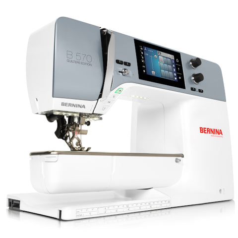 BERNINA B 570 QE - 9mm NEW