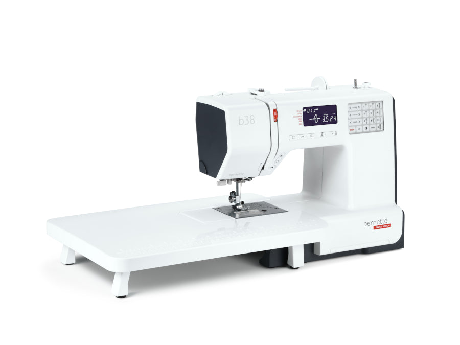 bernette38 with Free Motion Embroidery Foot