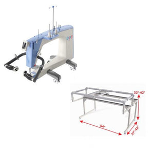 "New Q'nique 19"" Quilting Machine"