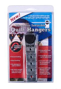 Magnetic Invisible Quilt Hangers