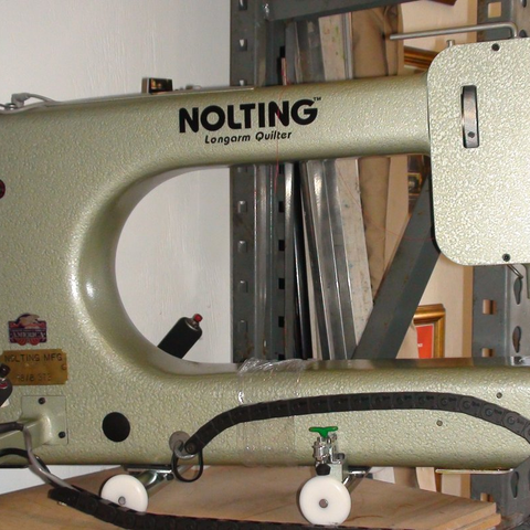 "18"" Nolting Commercial Longarm"