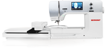 Load image into Gallery viewer, Bernina 750QE Sewing Machine with Embroidery unit 2nd Hand