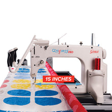 Load image into Gallery viewer, New Q'nique 15PRO Quilting Machine