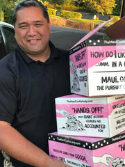 Maui Police Dept Appreciation Gifts