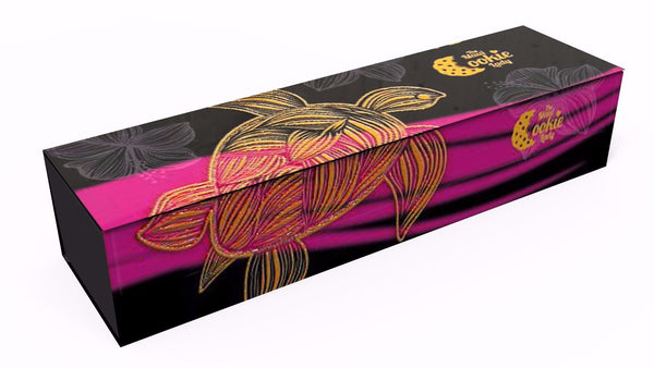 Honu Custom Gold Foiled Gorgeous Gift Box