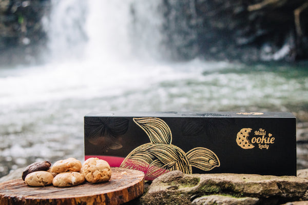 Honu Custom Gold Foiled Gorgeous Gift Box (Exclusive/ Online Only)