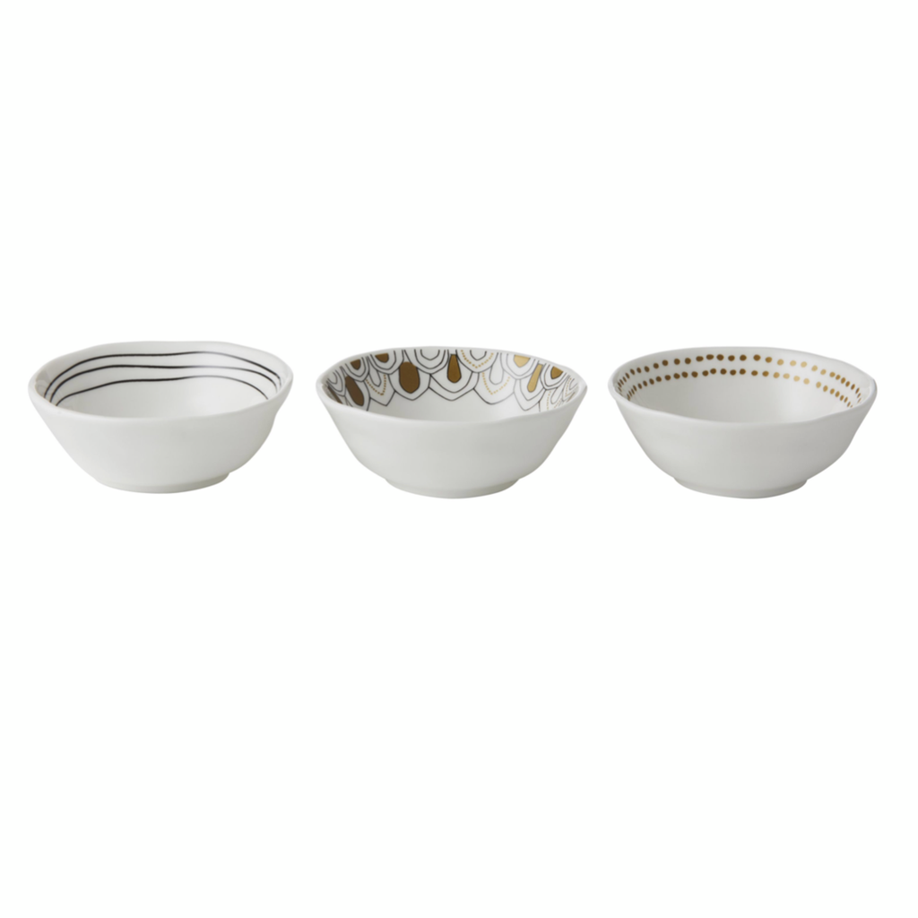 Davis & Waddell Apatite Mini Bowl Set