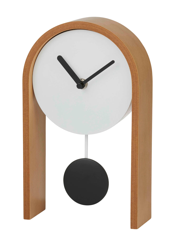 Arch Pendulum Mantle Clock