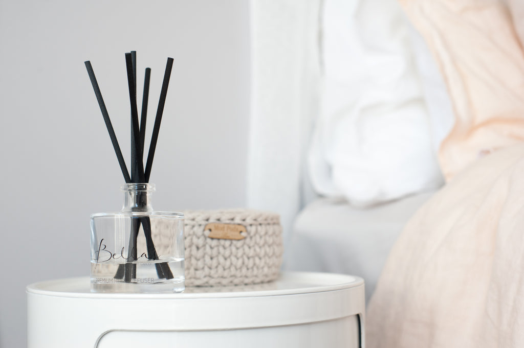 Bella's Signature Reed Diffuser - 50 Shades of Desire