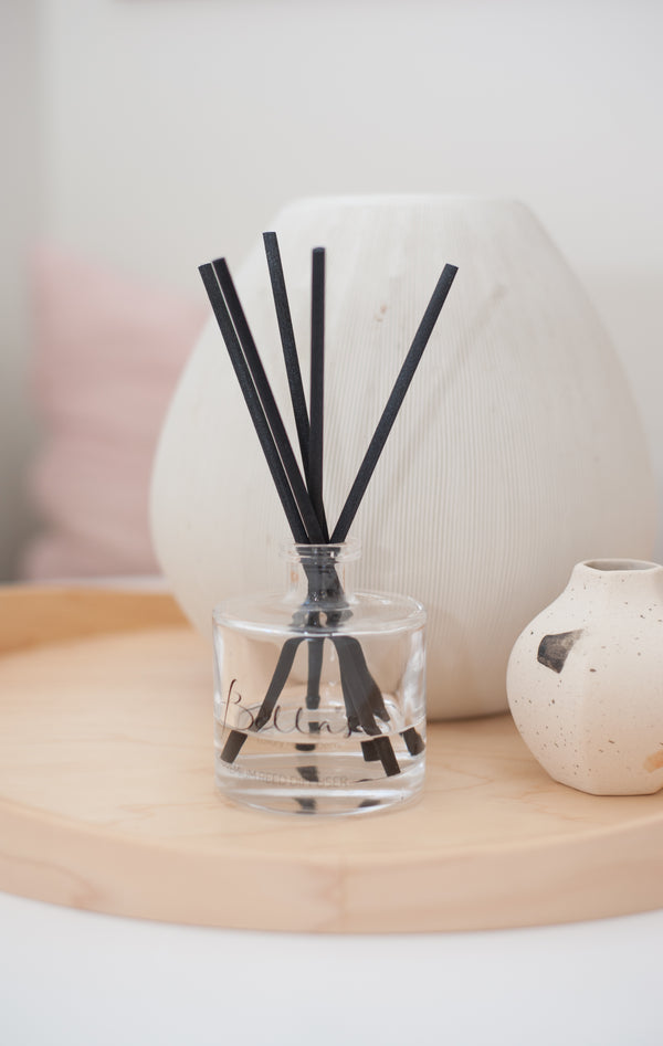 Bella's Signature Reed Diffuser - Bamboo & White Lily