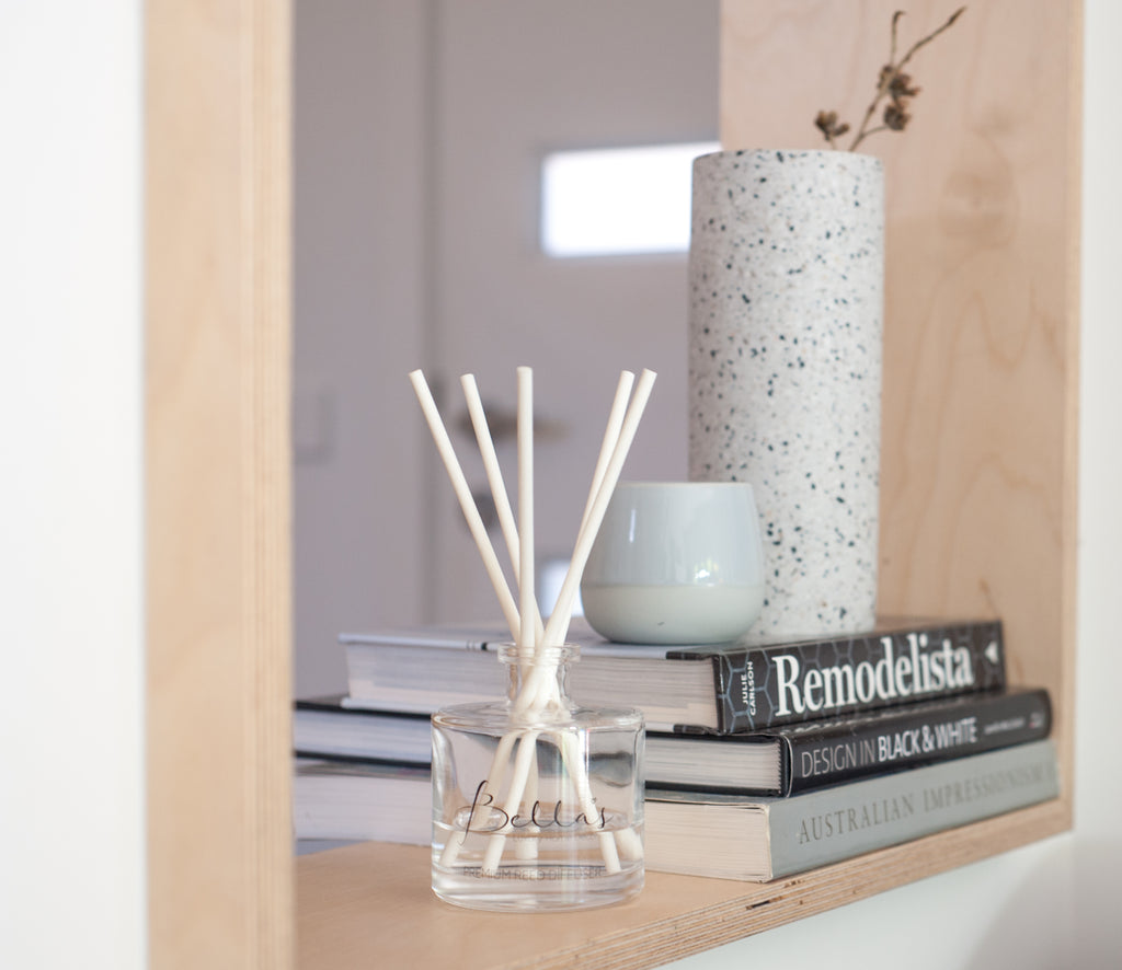 Bella's Signature Reed Diffuser - Clear Water Retreat