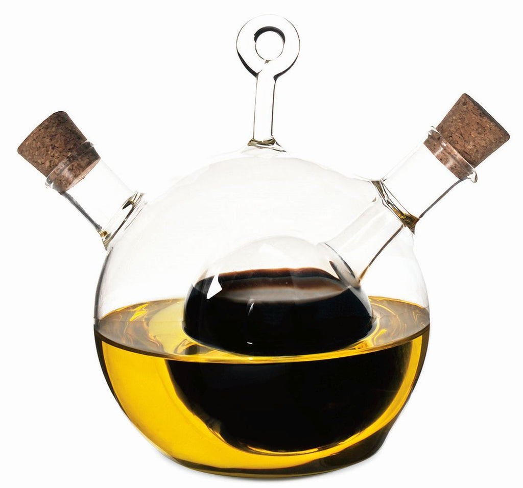 Davis & Waddell Napoli Oil & Vinegar Bottle Ball