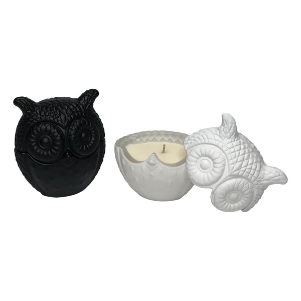 Owl (Mini) - Soy Candle