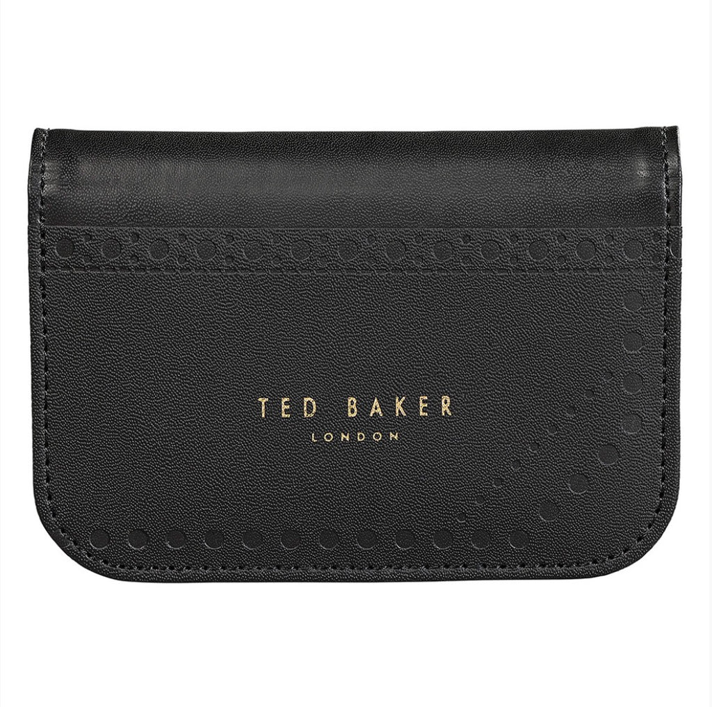 Ted Baker Men's - Manicure Set, Black Brogue Monkian