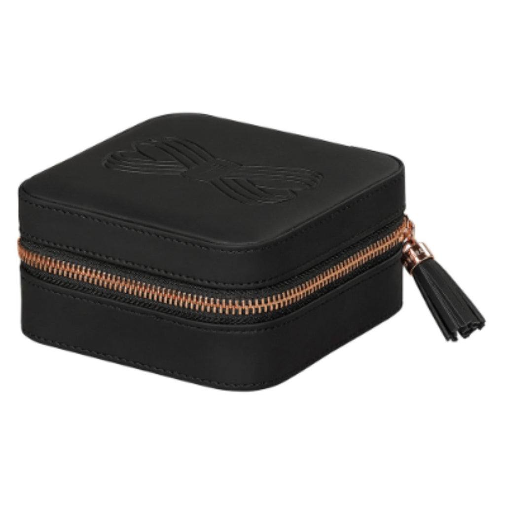 Ted Baker Women's - Zipped Jewellery Case, Black